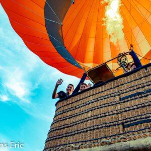 Ballonvaart bedrijfsincentive